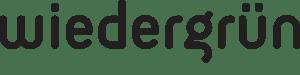 Wiedergrün Logo